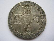 1745 Lima Shilling, GF.