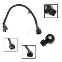 Engine Knock Sensor & Harness Connector for Nissan Infiniti Maxima Sentra G20