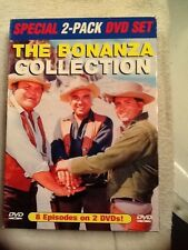The Bonanza Collection (DVD) 8 Episodes on 2 DVD's. fully restored