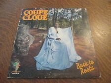 33 tours COUPE CLOUE back to roots