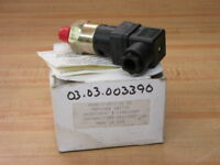 GEMS PS71 ADJUSTABLE PRESSURE SWITCH P//N 214768 *NEW*