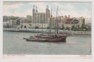 London Postkarte - der Tower Of London (A466)