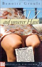 Bild Bestseller Bibliothek: Band 25 - Salz auf unserer Haut - Benoîte Groult [Ge