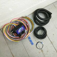 1932 - 1948 Packard Ultra Pro Wire Harness System 12 Fuse replace update rat rod