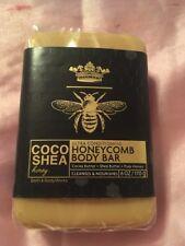 Bath and Body Work's Coco Shea Honey Comb Body Bar 6oz ULTRA CONDITIONING  RARE