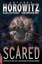 EDGE - Horowitz Graphic Horror: Scared, Horowitz, Anthony, New Book