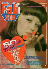 Fab 208 Magazine 17 February 1979      Keith & Tim Atack of Child