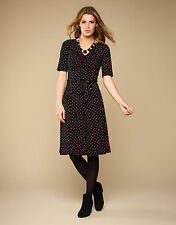 Jersey Cowl Neck Regular Size Dresses for Women