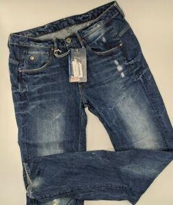 GStar G-Star Raw Jeans Arc 3d low boyfriend women's jeans W26 L34 RRP $210 NWT