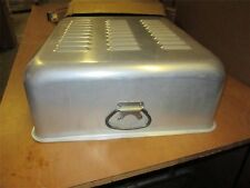 Top Lid Cover M59 Military Field Kitchen Stove Oven Pressed Aluminum Louvered