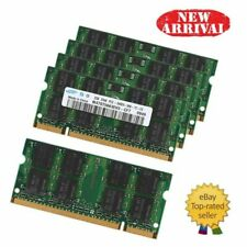 New For Samsung 4GB 8GB PC2-6400 DDR2-800 800Mhz 200pin Sodimm Laptop Memory OEM