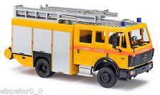 Busch 43860, Mercedes-Benz MK88 Feuerw. Holland »Brandweer«, H0 Auto Modell 1:87