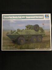Trumpeter 1/35 Canadian Husky 6x6 AVGP Improves Version 01506 1:35 Model Kit