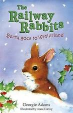 Berry Goes to Winterland: No. 2 by Georgie Adams (Paperback) New Book