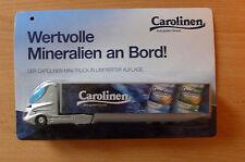 modèle Camion transport de la bière Carolinen limitée édition HS 11