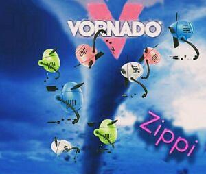 Vornado Zippi Small Mini Personal Fan for Desk, Tabletop, Travel Size. Foldable