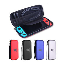 Nintendo Switch Console Carry Case - Protective Shockproof Case Cables Accessory