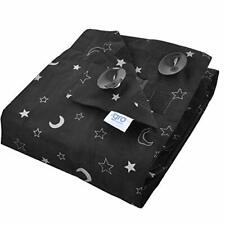 Stars and Moons Gro Anywhere Portable Blackout Blind with Suction Cups