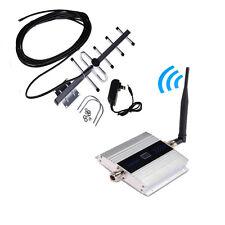 LCD GSM 900MHz Handy Signalverstärker Verstärker Verstärker + Yagi Antennen kit