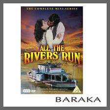 All The Rivers Run The Complete Mini Series DVD Box Set R4 Australian Nancy Cato