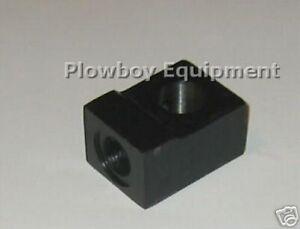 533287R2 Steering Cylinder Block End for IH 766 966 1066 1466 1566 1568 Hyd 100