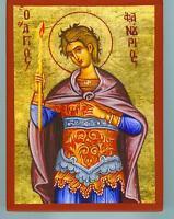 Hl. Fanourios Ikone Icon Ikona Icoon Ikonen Phanourios икона Icone icono