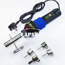 GONGJUE 8018 LCD BGA Nozzle 220V 240V 450W Hot Air Gun Soldering Station Repair