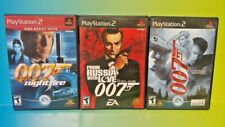 James Bond 007 Nightfire Russia Everything Nothing - Sony PlayStation 2 PS2 Game