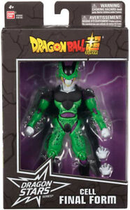 Perfect Cell Final Form - Dragon Ball Z - Dragon Stars Series - Bandai Figure