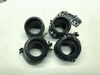 TRIUMPH TSS T140W CARBURETTOR TO CYLINDER HEAD 38mm INLET RUBBER PAIR 60-7625