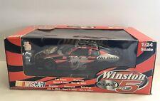 2002 Team Caliber NASCAR Winston No Bull 5 Event Monte Carlo 1:24 Scale Die Cast