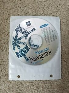 NETSCAPE NAVIGATOR Windows 95 & 3.1 Cd