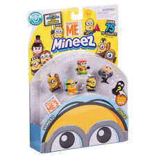 Despicable Me 3 Mineez Deluxe Collector Pack (série 1) NEUF
