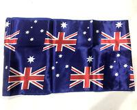 NEW Adults Kids Australian Day Scarf Aussie Australian Dress Up Party 30x150cm