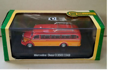 DIE CAST BUS MERCEDES-BENZ O 3500 - 1949 SCALA 1/72 EDITIONS ATLAS  [136]