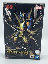 Marvel Muhomono Wolverine Meisho Movie Realization Action Figure* BRAND NEW*