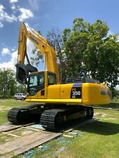2010 Komatsu Pc 350 Lc-8 Hydraulic Excavator - 10927 Hours -Excellent Condition