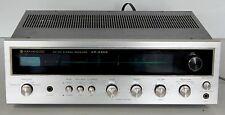 Kenwood kr-2300 AM-FM receiver 2 x 64 vatios 4ohm año de fabricación 1973 - 76 Vintage