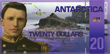 Antarctica 20 Dollars 2008 Privatausgabe Pick 14 (1) Polymer