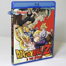 Dragon Ball Z The Burning Battles Bluray LATIN SPANISH Region Free
