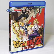 Dragon Ball Z The Burning Battles Bluray LATIN SPANISH Region Free