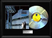 DEPECHE MODE SOME GREAT REWARD WHITE GOLD SILVER PLATINUM TONE RECORD LP RARE