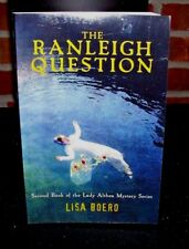 THE RANLEIGH QUESTION  (LADY ALTHEA MYSTERY SERIES) (VOLUME 2) By Lisa Boero