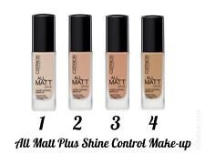 Second Skin CATRICE ALL MATT PLUS SHINE CONTROL MAPKE UP LASTS UP TO 18H