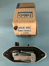 NOS 1963 LINCOLN HEATER TEMPERATURE CONTROL VALVE C2VY-18502-A NEW IN BOX!
