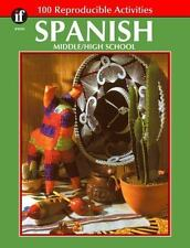 Spanish, Grades 6 - 12: Middle / High School (The 100+ Series(TM))