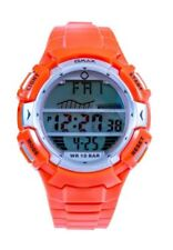 Relojes de pulsera unisex digitales de plata