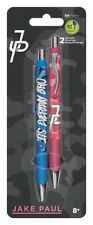 JAKE PAUL - GEL PENS 2 PACK - BRAND NEW - 0162