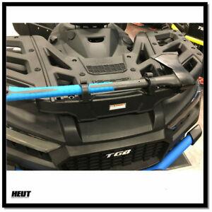 CF Moto CForce 500 550 800 Shark Gerätehalter Werkzeughalter 32-45mm Set 2 Stk