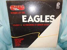 MUSIC ALBUM & COVER *SONGS OF THE EAGLES VOL. 2* PERFORMED BY MIRROR IMAGE *